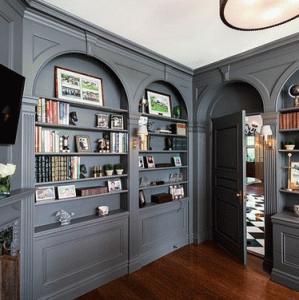 Librerie A Muro Classiche Akasia Libreria Xxp In Legno Di Acacia