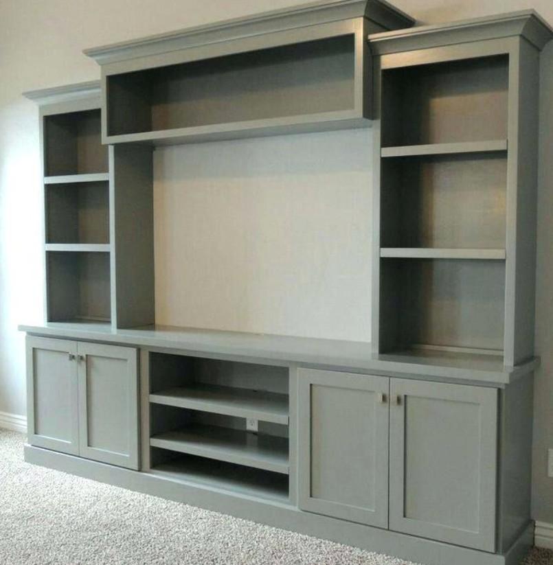 librerie su misura in legno laccato