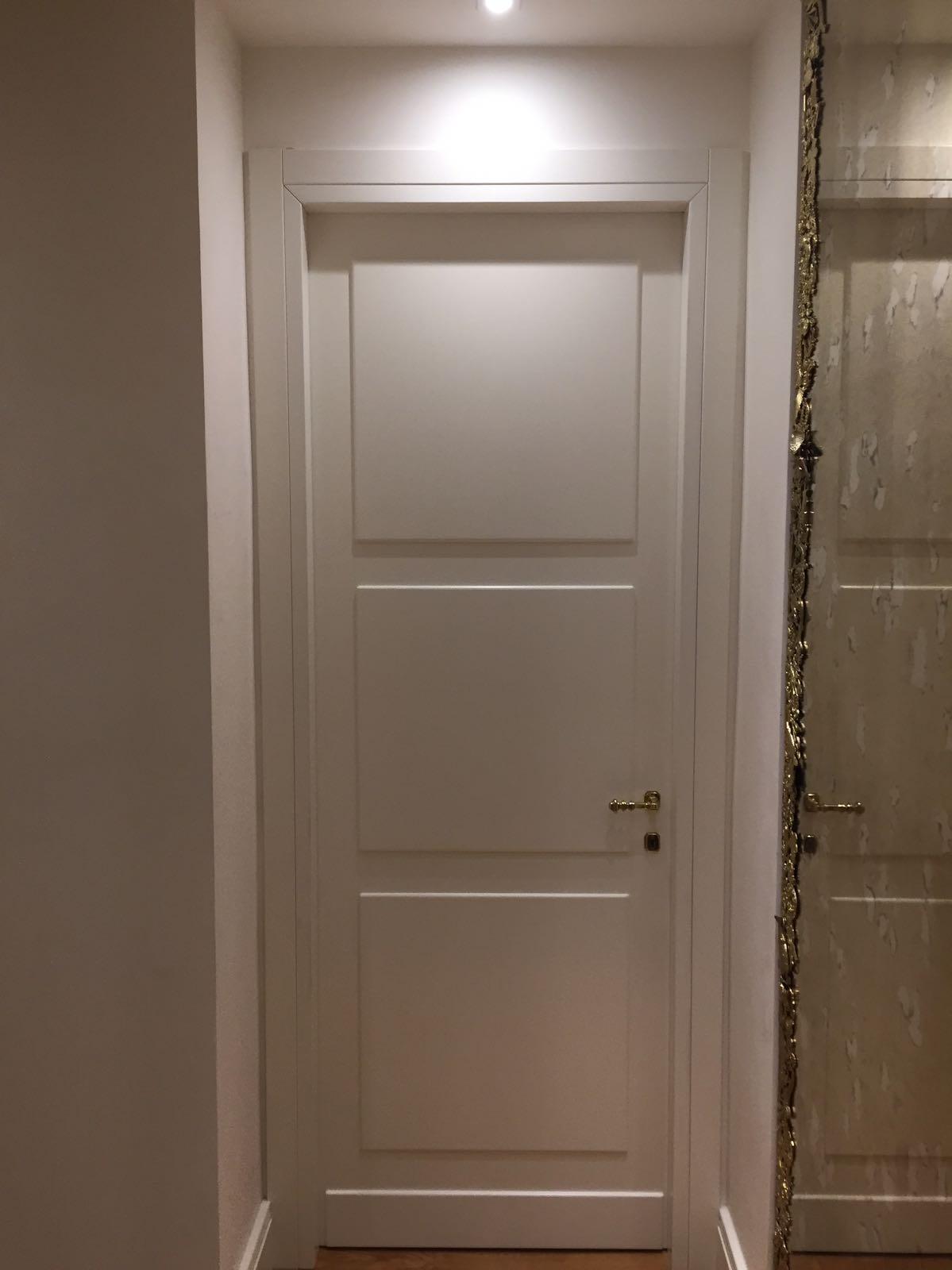 porte interne bianche Milano