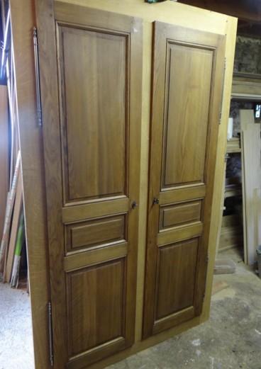 Porte artigianali in legno Roma