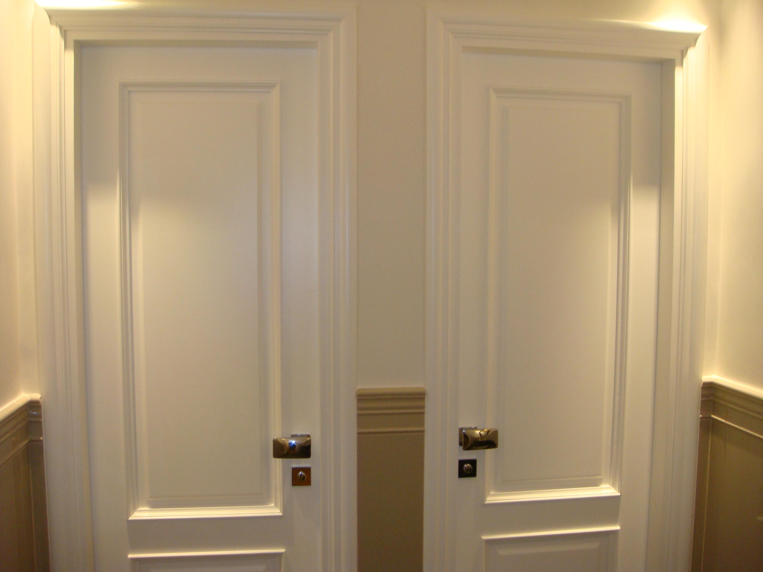 Verniciare Porte Interne Bianche porte artigianali roma