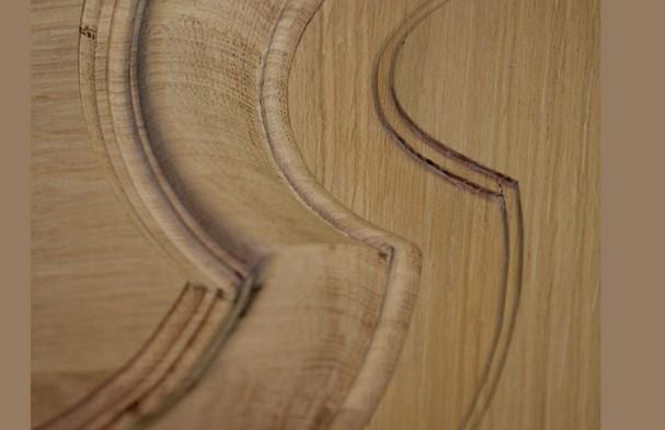 Porte in legno massello Roma