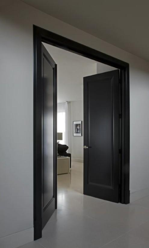 porte interne laccate nere roma ESCAPE='HTML'