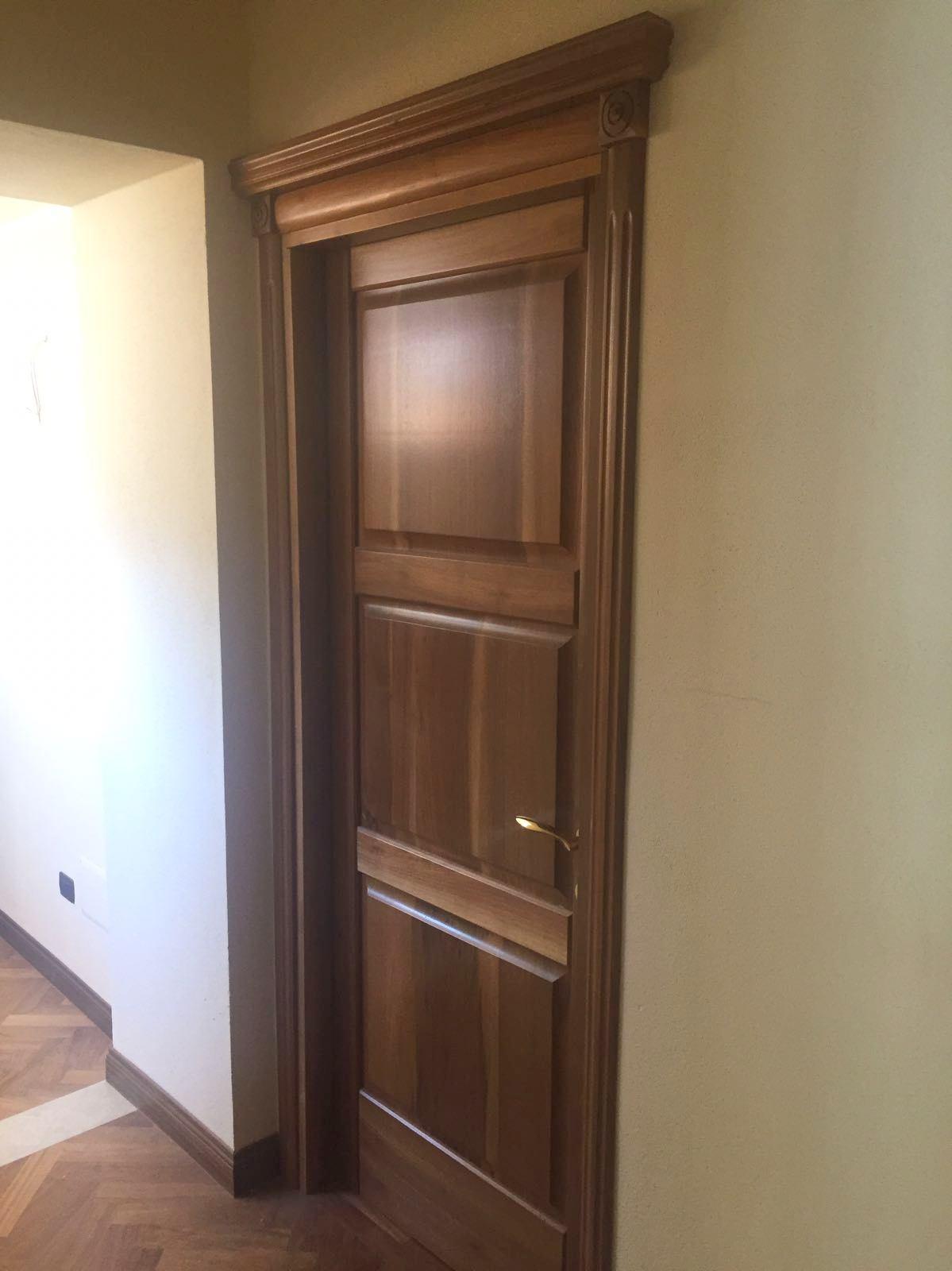 falegnameria porte interne in legno firenze