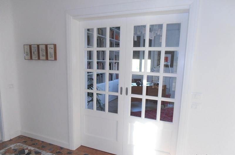 porte stile inglese scorrevoli Roma