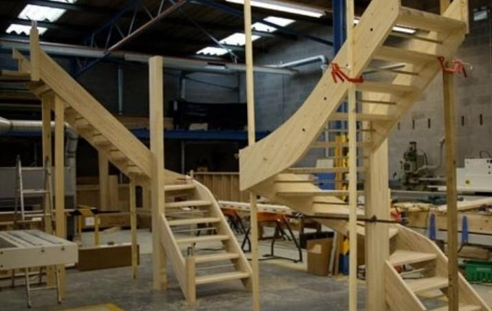 Produttore scale in legno Roma ESCAPE='HTML'