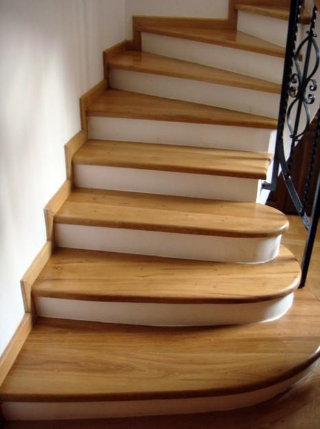 Rivestimenti per scale in legno Roma