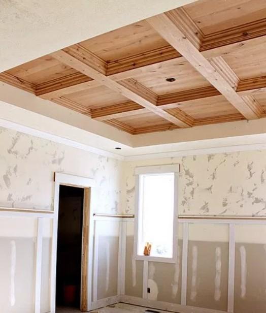soffitti cassettoni legno venezia