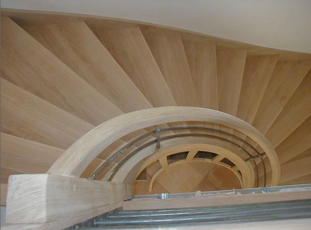 scale in legno su misura roma