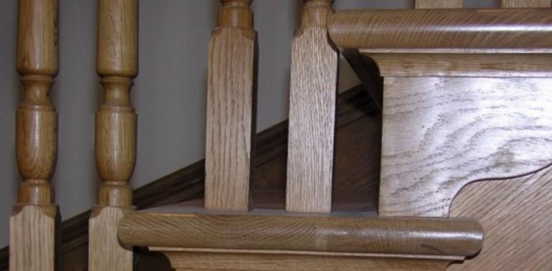 Scale in legno di qualità Roma
