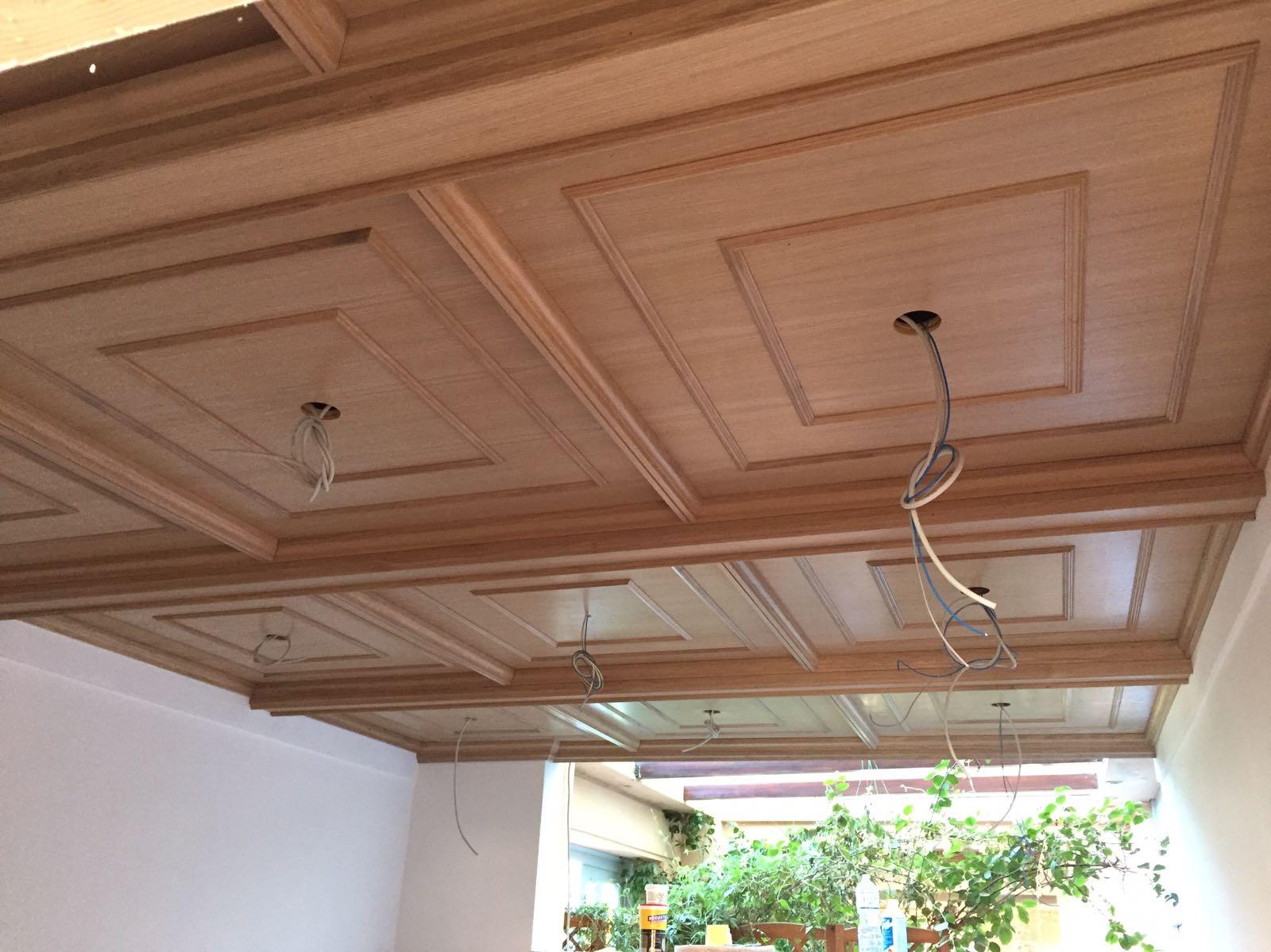 falegnameria soffitti in legno Firenze