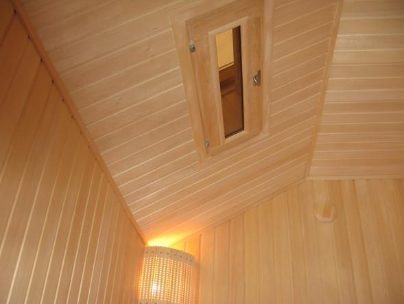 soffitti in legno su misura roma