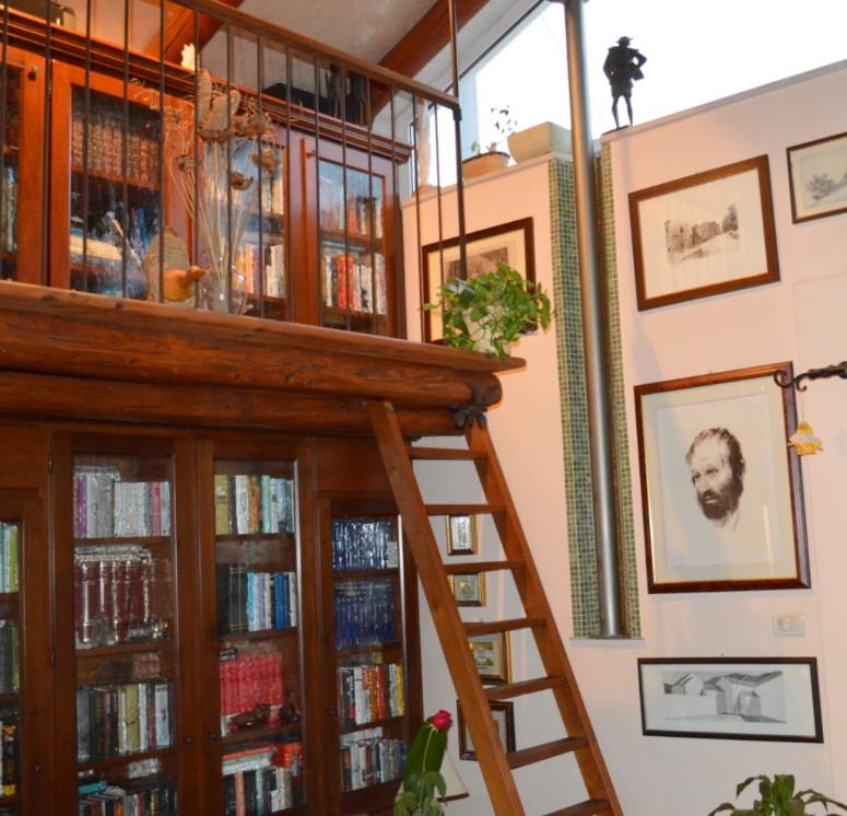 librerie per soppalco