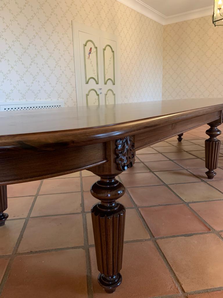 tavoli di lusso 5 metri ESCAPE='HTML'