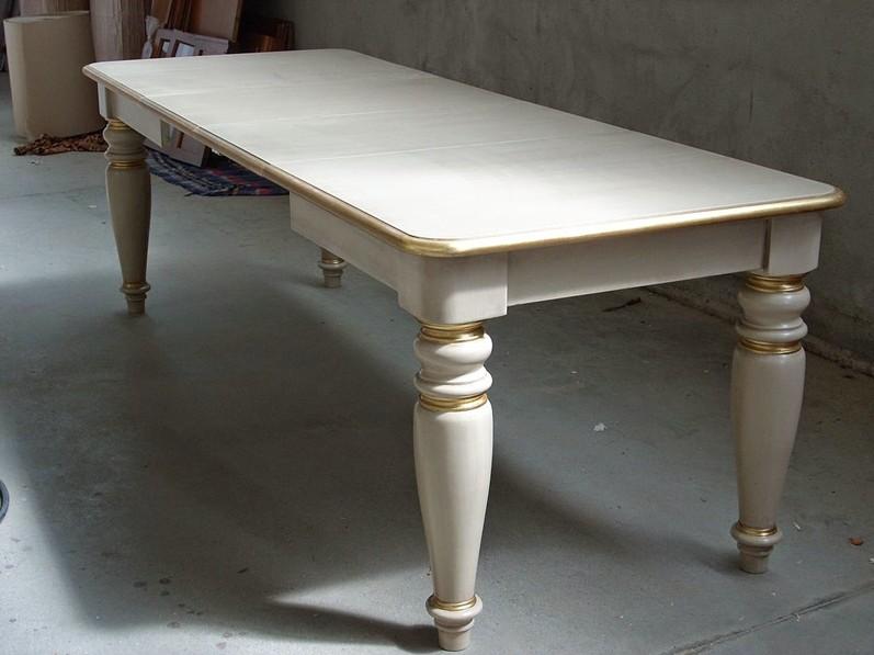 tavoli in legno bianco roma ESCAPE='HTML'