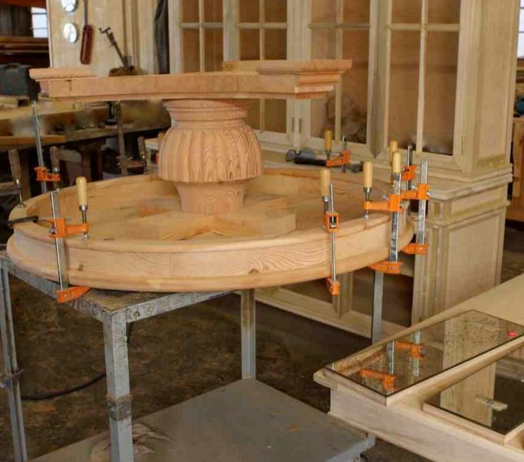 Tavoli rotondi in legno Roma ESCAPE='HTML'