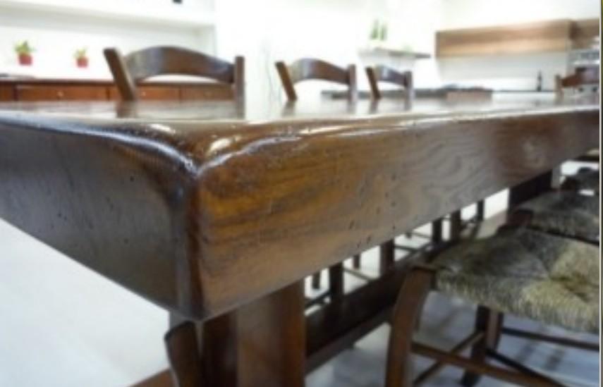 Tavoli da taverna legno massiccio