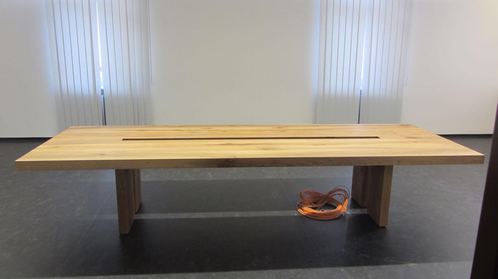 tavoli artigianali sala riunioni