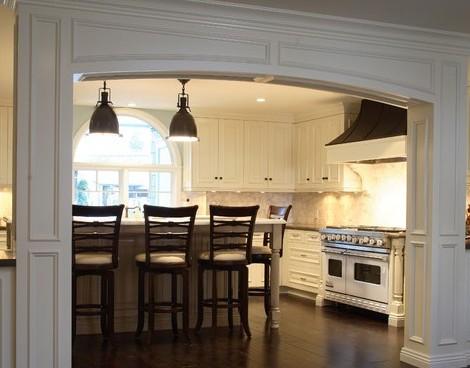Boiserie per cucine- Costruiamo con progetto su misura  Blog di falegnamerie...