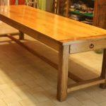 Tavoli in legno Monza Brianza